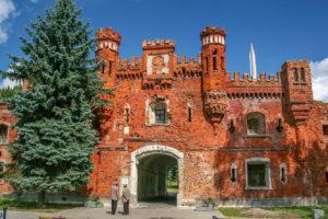 Брест — Брестская крепость