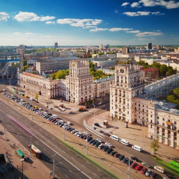 Обзорная экскурсия по городу Минску + пр. Coca-Cola