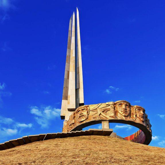 Хатынь — Раубичи — Курган Славы
