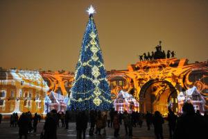 Новый Год в Сказочном Петербурге