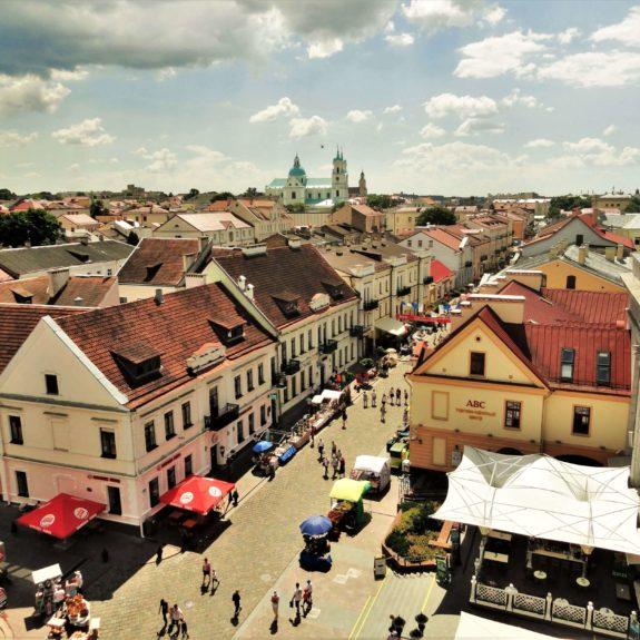 Древний город Гродно