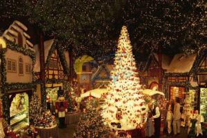 Рождественское путешествие в Швейцарию