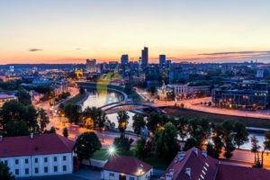Выходные в Вильнюсе! Шоппинг+экскурсия(2 дня)
