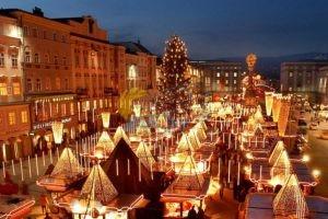 Новый год во Львов 2020