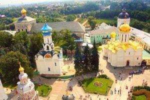 Паломнический тур к Святой Матроне Московской