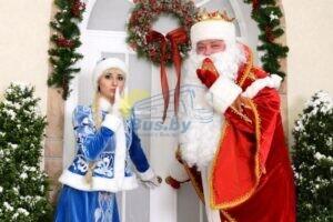 В гости к Дедушке Морозу (для детей)